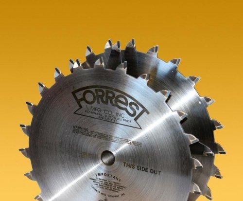 """Forrest 8"""" 24T Dado King"""