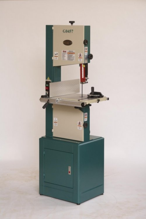 "Grizzly 14"" Bandsaw G0457"