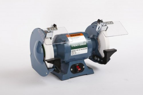 "Woodcraft 8"" Variable Speed Bench Grinder"