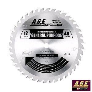 "12 "" Amana AGE 48 Tooth General Purpose Blade"