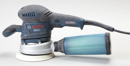 """Bosch 6"""" Random-Orbit Sander #ROS65VC-6"""
