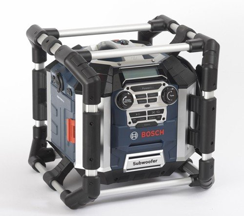 Bosch 18V Power Box Jobsite Radio