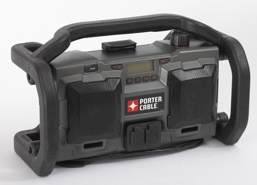 Porter-Cable 18V Jobsite Radio
