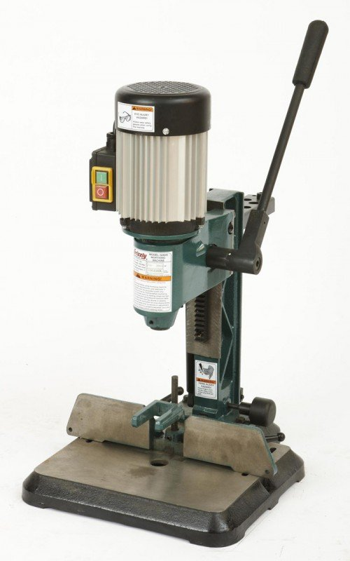 Grizzly Benchtop Mortiser