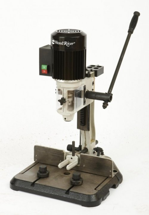 WoodRiver Benchtop Mortiser