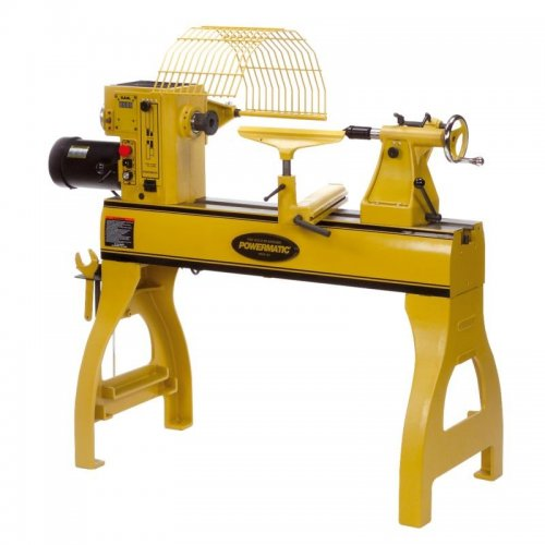 "Powermatic 20"" Wood Lathe"