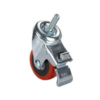 "WoodRiver 3"" Double-Locking Caster"