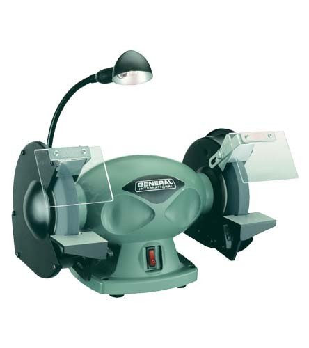 "General International 6"" Bench Grinder"