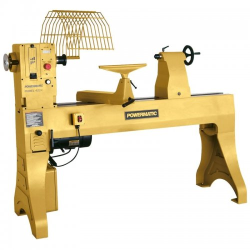 "Powermatic 24"" Wood Lathe"