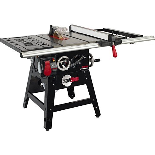 "SawStop 10"" Contractor Tablesaw"