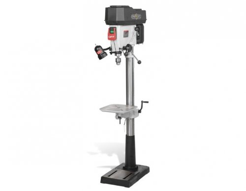 "Steel City 17"" Variable Speed Drill Press"