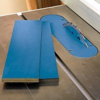 Rockler Phenolic Table Saw Insert Kit