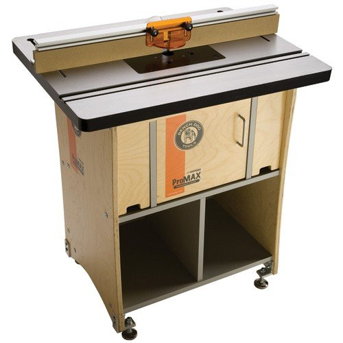Bench Dog Router Table w/Cabinet