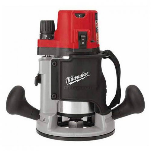 Milwaukee 2-1/4 HP Fixed Base Router #5616-20