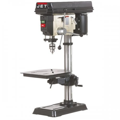 "Jet 15"" Benchtop Drill Press"