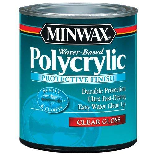Minwax Polycrylic Protective Finish