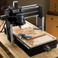 CNC Shark Routing System