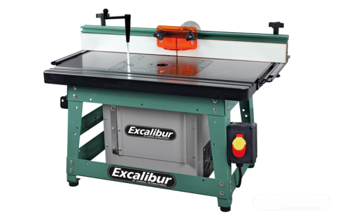 Excalibur 40-100 Deluxe Benchtop Router Table
