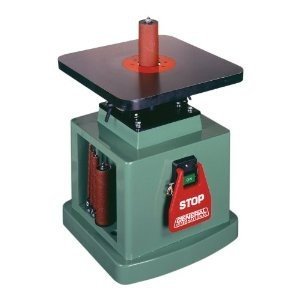 General International Benchtop Spindle Sander