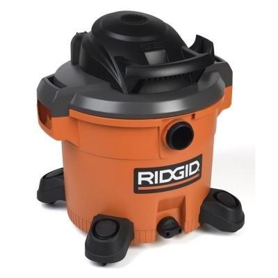 Ridgid 12-Gallon Wet/Dry Vacuum