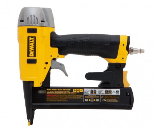 DeWalt 18g narrow crown stapler #DWFP12232