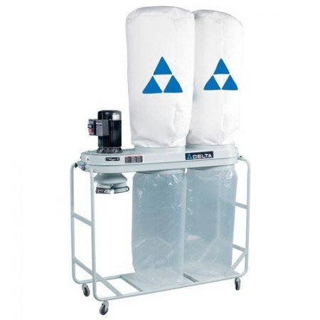 Delta 2 HP Dust Collector