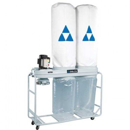 Delta 3 HP Dust Collector