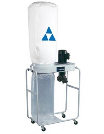 Delta 1.5 HP Dust Collector