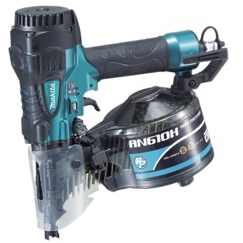 Makita High Pressure Siding Coil Nailer #AN610H