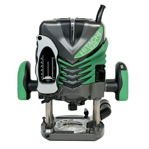 Hitachi M12V2  3-hp Plunge Router