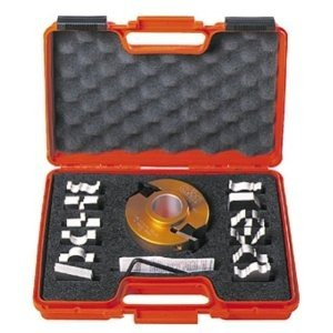 CMT 13-Piece Molding/Profile Shaper Cutter Set