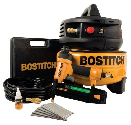 Bostitch Nailer/Compressor Combo Kit