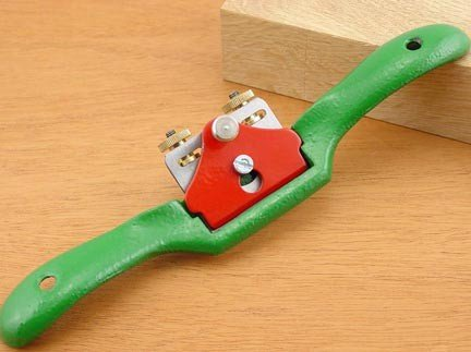 KUNZ No. 51A Flat-Bottom Adjustable Spokeshave