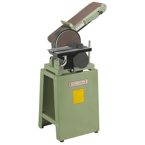 Central Machinery 6 X 48 inch Sanding Machine