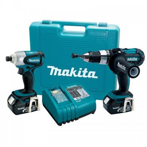 Makita 18V Two-Tool Kit