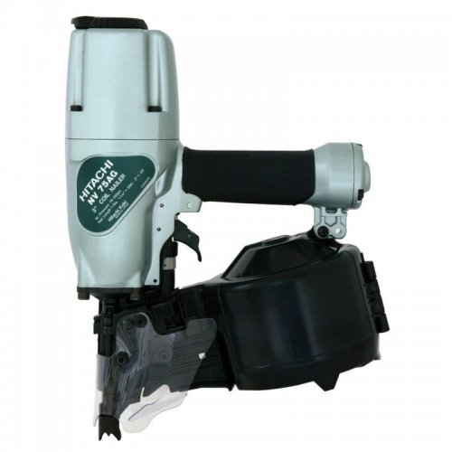 "Hitachi 3"" Coil Siding/Framing Nailer"