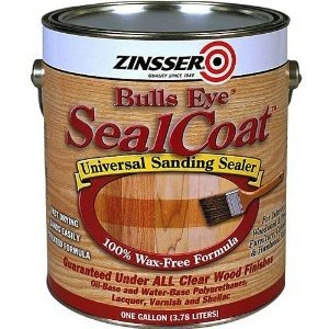 Zinsser Bullseye Shellac Seal Coat