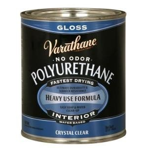 Varathane Crystal Clear Polyurethane