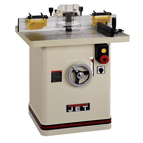 Jet 5HP Industrial Shaper