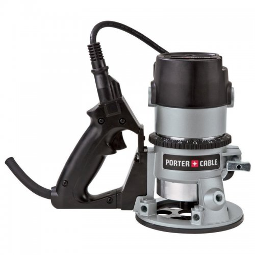 Porter-Cable 1-3/4 HP Fixed Base D-Handle Router #691