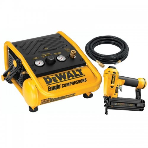 DeWalt Nailer/Compressor Kit