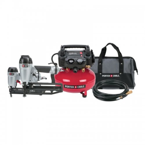 Porter-Cable Nailers/Compressor Kit