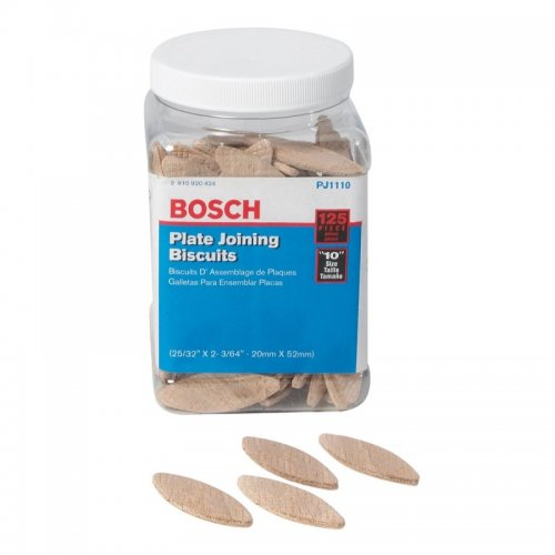 Bosch Plate Joiner Biscuits