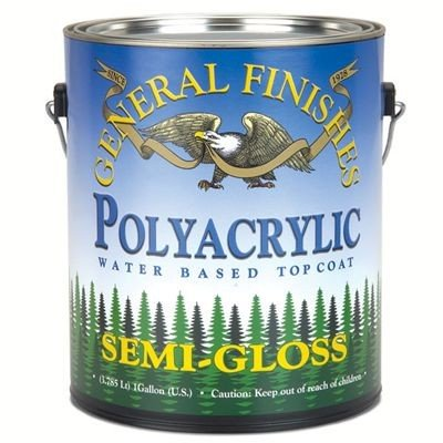 General Finishes PolyAcrylic Top Coat