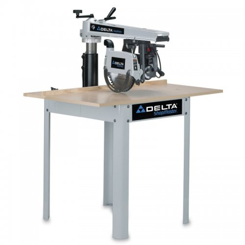 "Delta 10"" Radial Arm Saw #RS830"