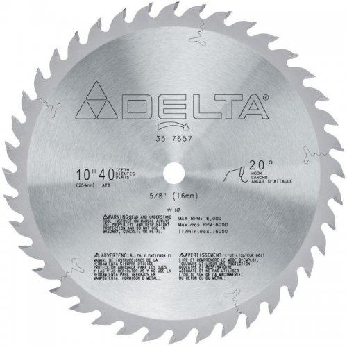 Delta 35-7657 40 Tooth Combination Blade