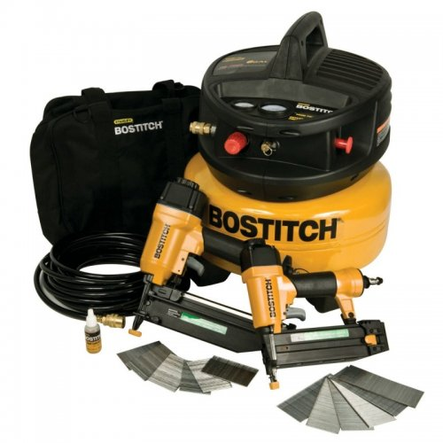 Bostitch Three-Piece Combo Kit