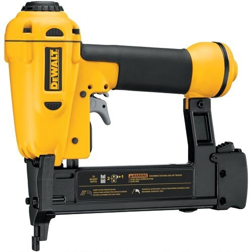 DeWalt 18-Gauge Narrow Crown Stapler