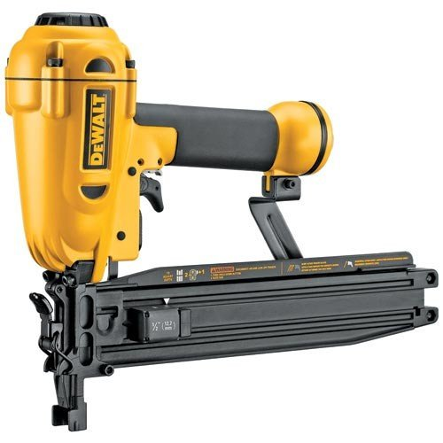 DeWalt 16-Gauge Crown Stapler