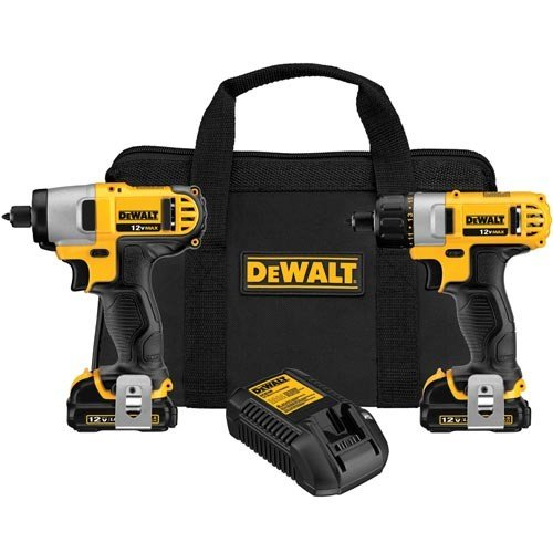 DeWalt 12V Impact Driver Kit